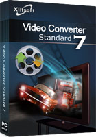 Xilisoft Video Converter Standard 7